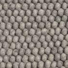 Teppich Peas Medium Grey
